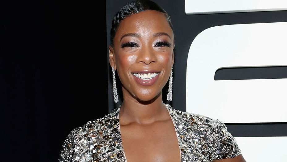 Samira Wiley - IMDb LIVE After The Emmys 2018 -Getty-H 2018