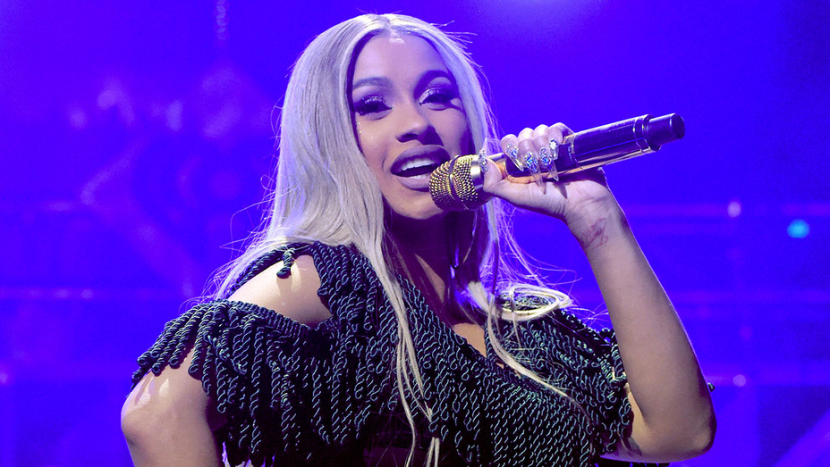 Cardi B performs at Z100's Jingle Ball 2018  - December 7, 2018- Getty-H 2018
