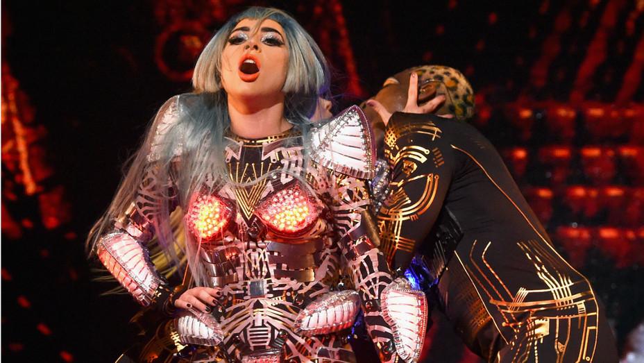 Lady Gaga Las Vegas - Getty - H 2018