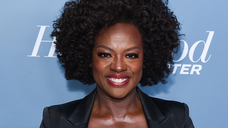 Viola Davis attends The Hollywood Reporter's Power 100 Women In Entertainment - Getty-H 2018