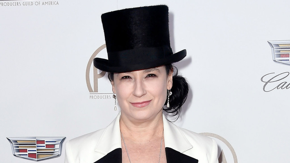 Amy Sherman-Palladino  attends the 29th Annual Producers Guild Awards - Getty-H 2018