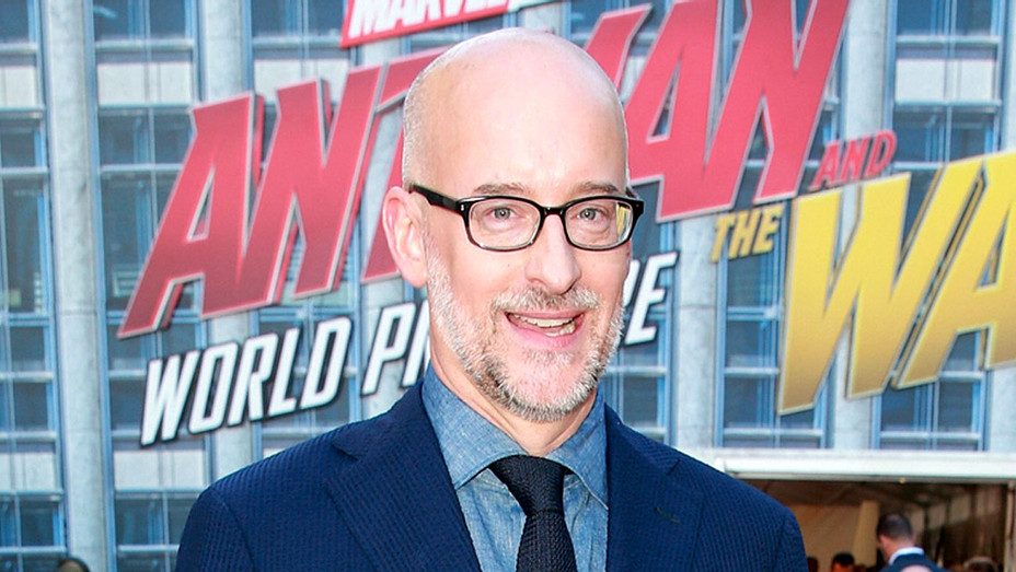 Peyton Reed attends the premiere of Disney And Marvel's 'Ant-Man And The Wasp - Getty-H 2018