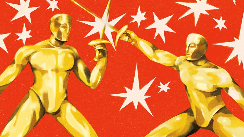 Old vs New Voters The Fight Over Oscar - Illustration By Jacob Myrick - H 2018