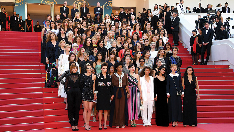 Jury head Cate Blanchett Statement_Cannes - Getty - H 2018