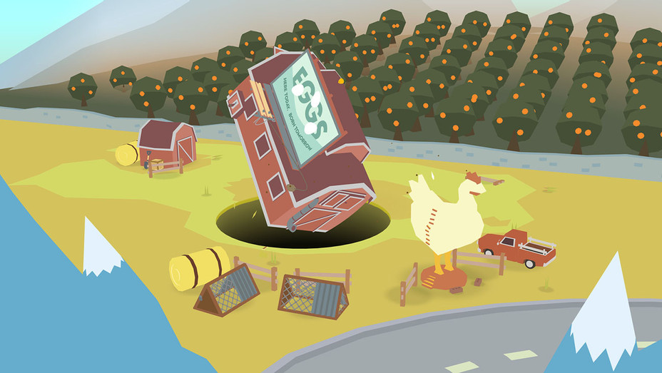 Donut County -  Annapurna Interactive - Publicity-H 2018