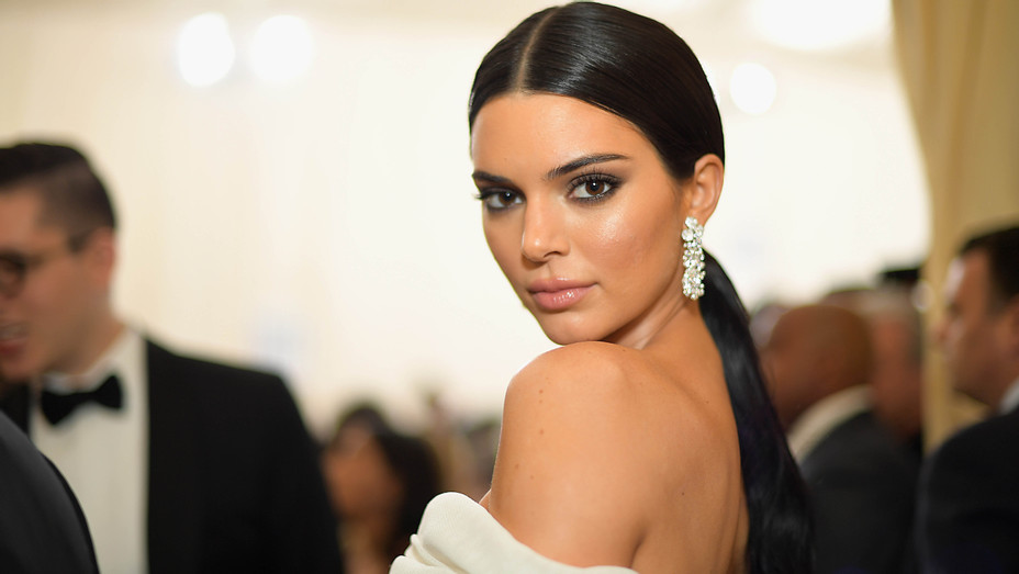 Kendall Jenner attends the Heavenly Bodies - Getty - H 2018