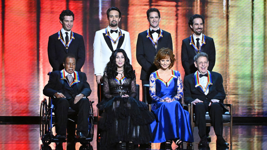 Kennedy Center honors 2018 - H