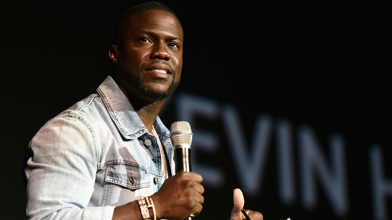 'Awards Chatter' Podcast —Kevin Hart ('Kevin Hart: Don't F*** This Up')