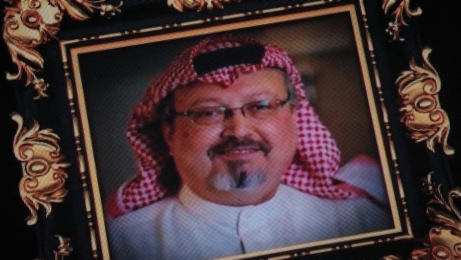 An Image of Jamal Khashoggi - H Getty 2018