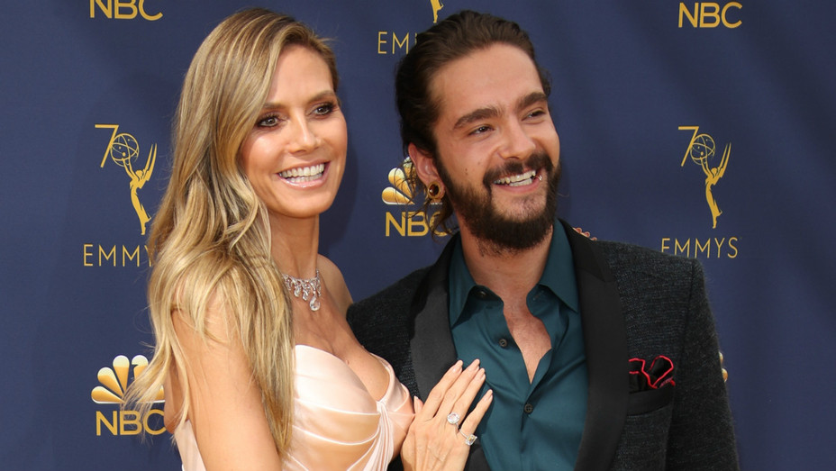 Heidi Klum and Tom Kaulitz Getty 2018 - H