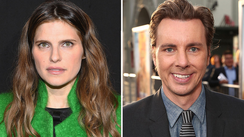 Lake Bell and Dax Shepard-Split-Getty-H 2018