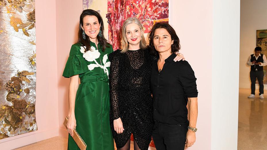 Lydia Fenet, Sarah Gavlak, Nir Hod - Publicity - H 2018
