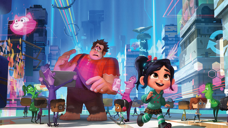 Making of 'Ralph Breaks the Internet': How Disney Turned eBay and Amazon Into Cartoons