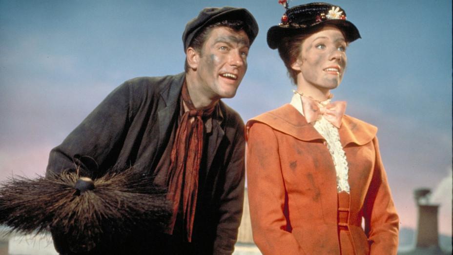Mary Poppins - H - 1964