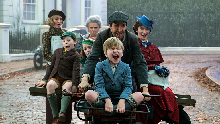 """Making of 'Mary Poppins Returns': How Rob Marshall Returned Disney's """"Guarded Jewel"""" to the Big Screen"""