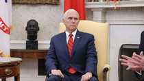 Pence to Keep Traveling Despite Contact With Coronavirus Infected Aides