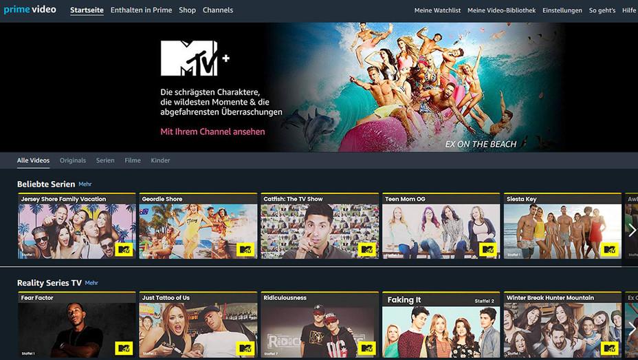 MTV - Prime Video-Screen shot-Publicity-H 2018