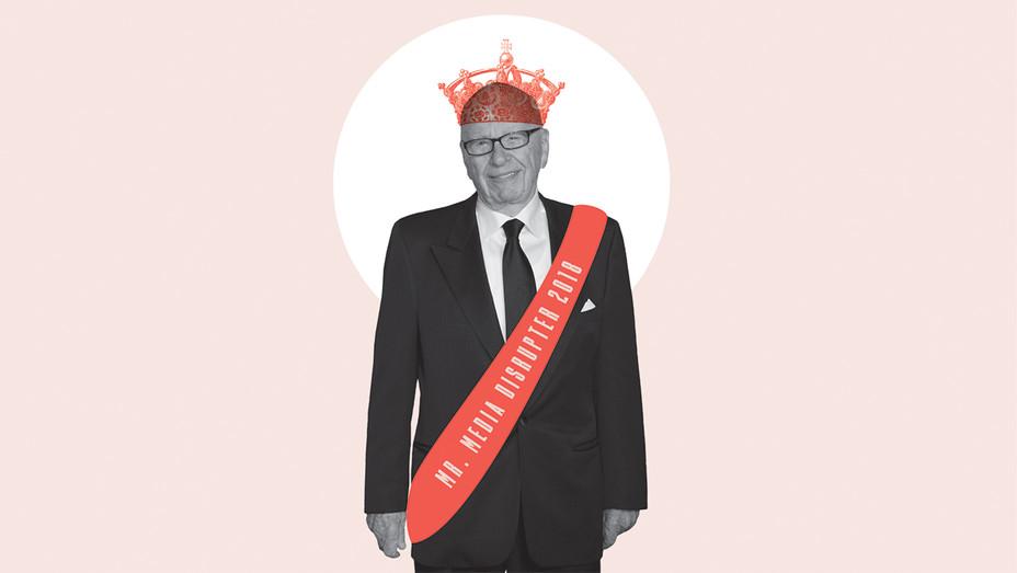 Murdoch_Mr Media Disrupter_Comp - Getty - H 2018