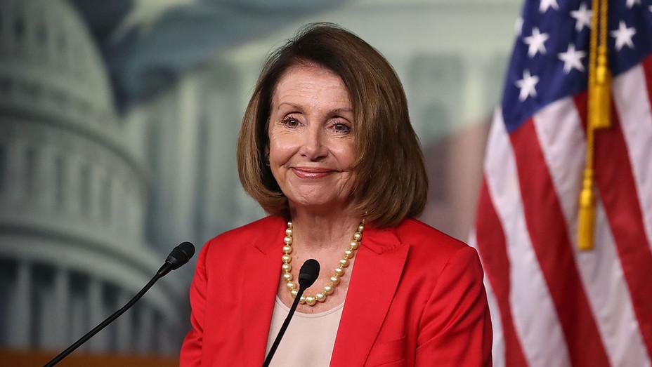 Nancy Pelosi-Getty-H 2018
