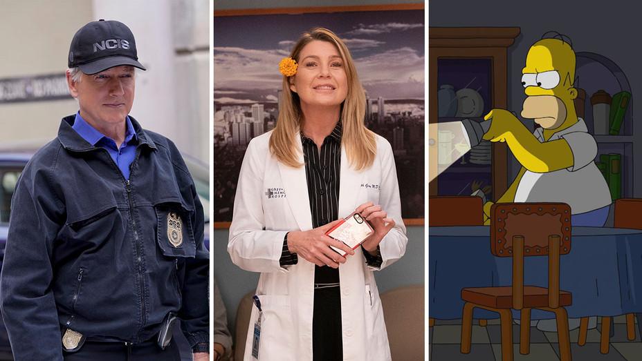 NCIS_Grey's Anatomy_The Simpsons_Split - Publicity - H 2018