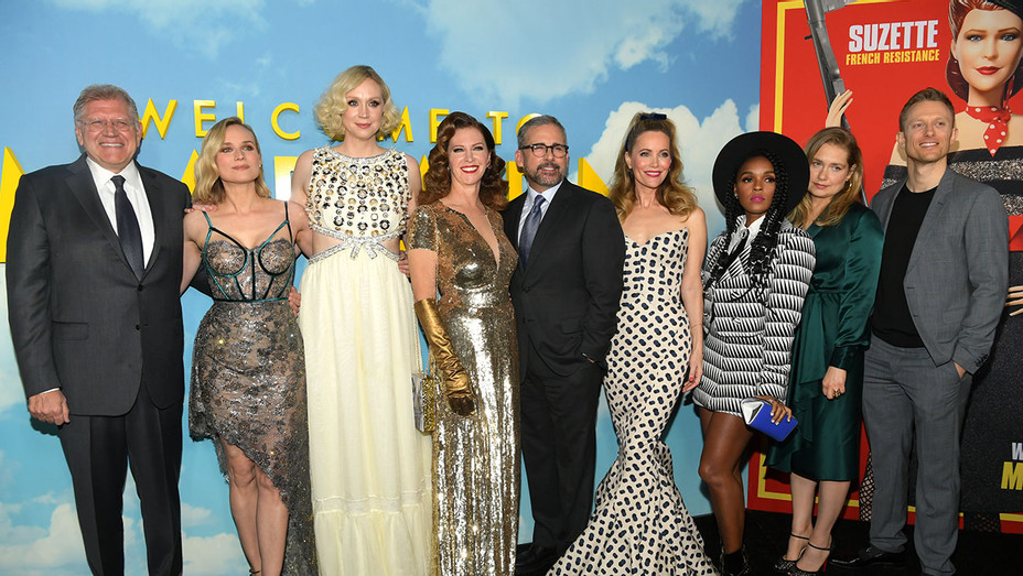 Premiere of 'Welcome to Arwen'-Getty-H 2018