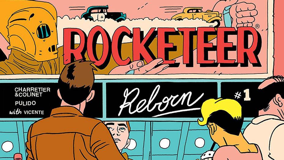 Rocketeer Reborn - Publicity - P 2018