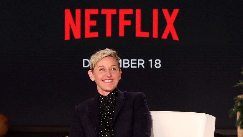 The Ellen DeGeneres Show - Ellen DeGeneres talks about Netflix stand-up special Relatable- Publicity-H 2018