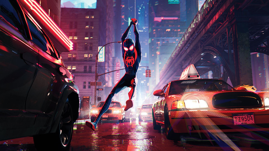 SPIDER-MAN- INTO THE SPIDER-VERSE Still 1 - Publicity - H 2018