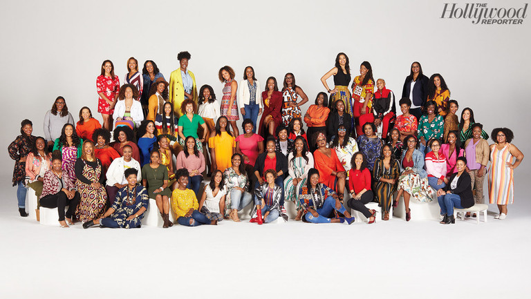 "No More ""We Can't Find Any Black Female Writers"": Here Are 62 Scribes in One Photo"