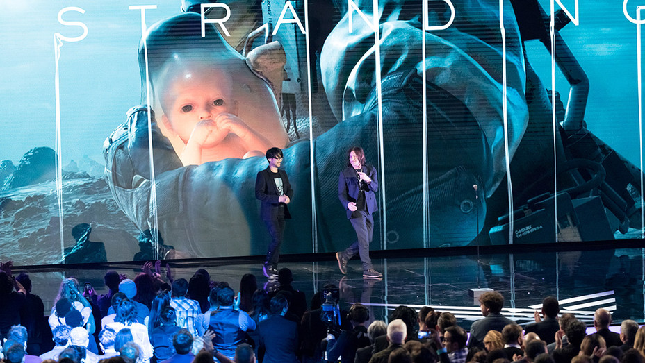 The Game Awards - Publicity - H 2018