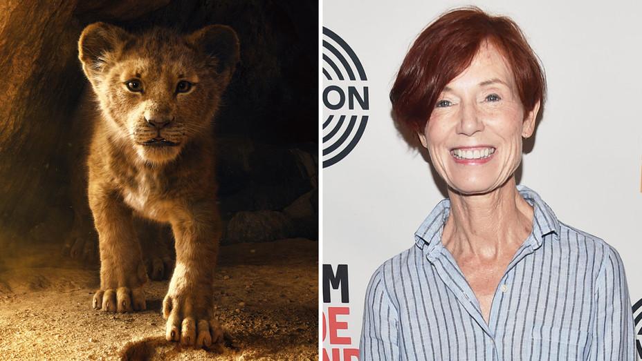 The Lion King Linda Woolverton - H Split 2018
