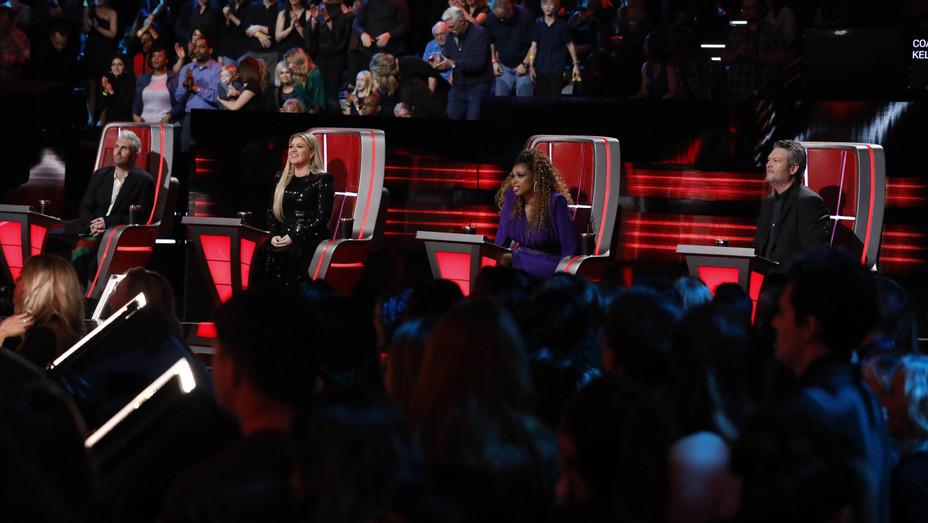 """The Voice """"Live Finale"""" - Publicity - H 2018"""