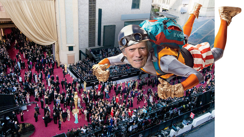 THR Composite-Clint Eastwood-Oscars-Getty-H 2018