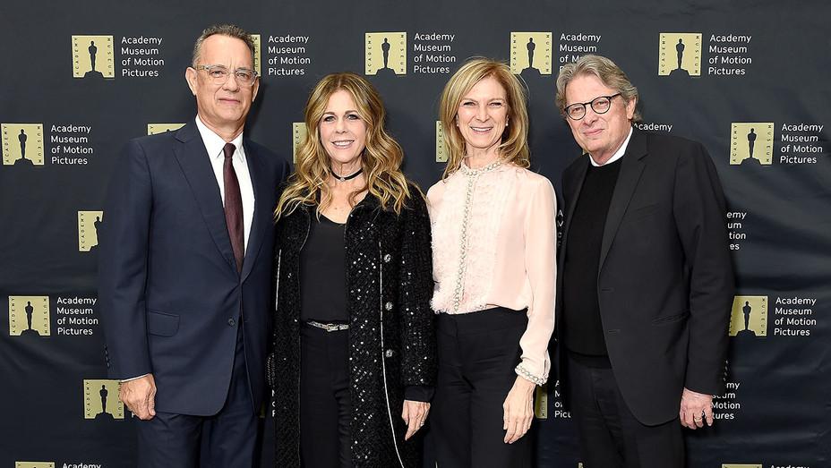 Tom Hanks-Rita Wilson-Dawn Hudson-Kerry Brougher-Getty-H 2018