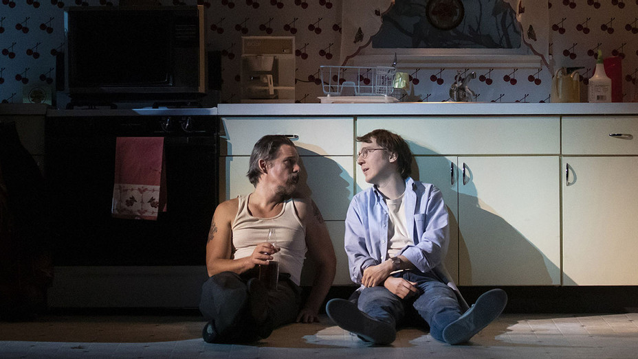 True West on Broadway - Production Still 1- Ethan Hawke and Paul Dano - H 2018
