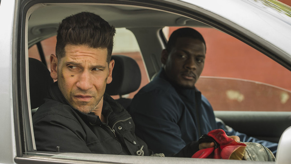 The Punisher Season 2 -Jon Bernthal, Jason R. Moore- Netflix Publicity-H 2019