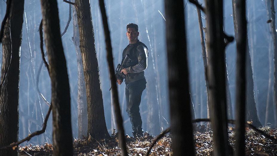 The Punisher Season 2 -Jon Bernthal- Netflix Publicity-EMBED 1- 2019
