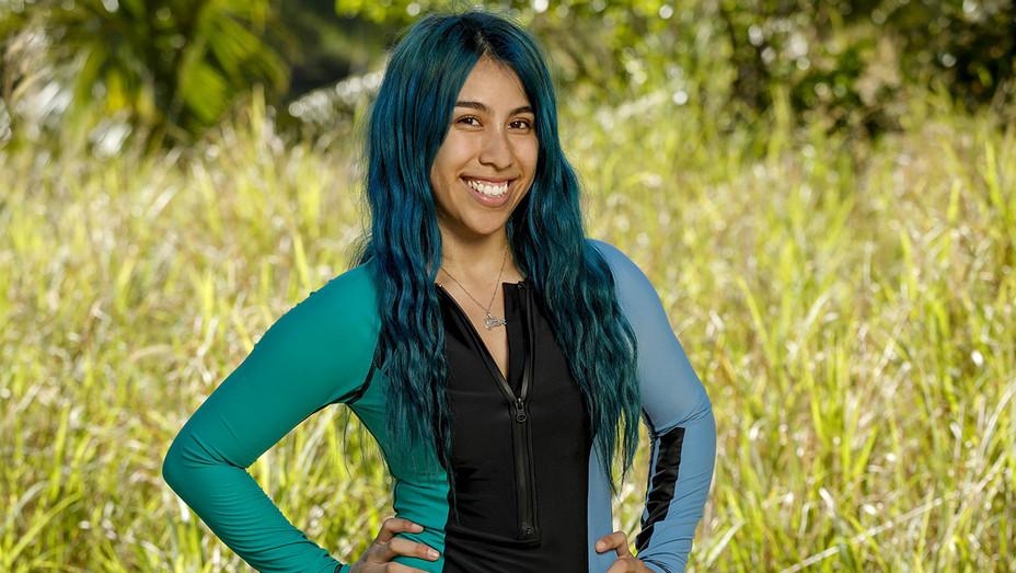 Wendy Diaz competes on SURVIVOR: Edge of Extinction - Publicity -H 2019
