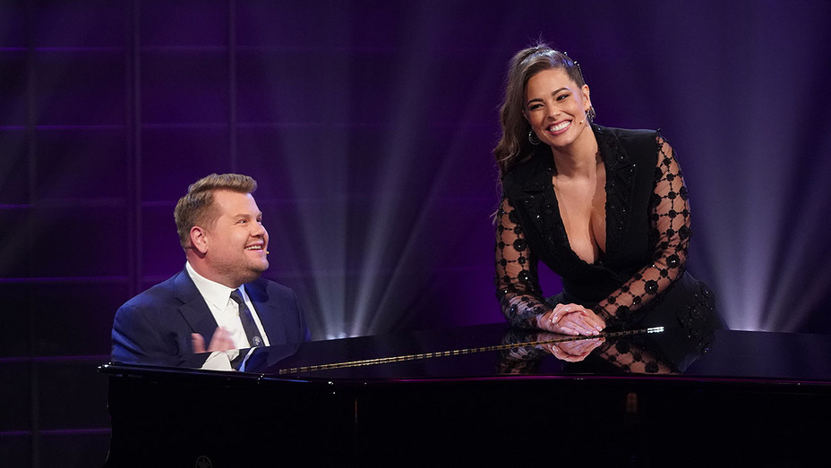 The Late Late Show with James Corden  - Ashley Graham - Publicity-H 2019