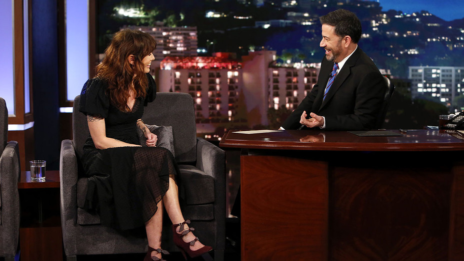 JIMMY KIMMEL LIVE!- LENA HEADEY, JIMMY KIMMEL- Thursday, January 24 - H 2019
