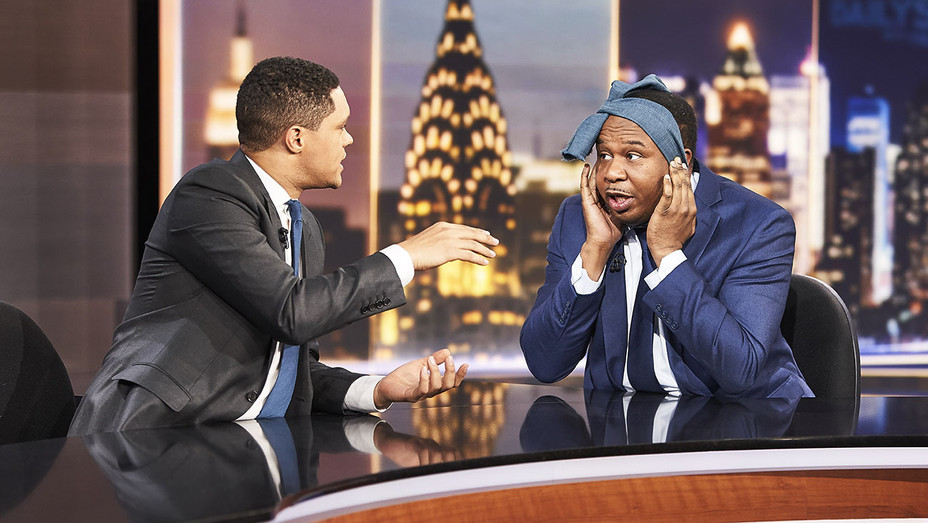 The Daily Show with Trevor Noah - Jan 7 2019 - Publicity-H 2019