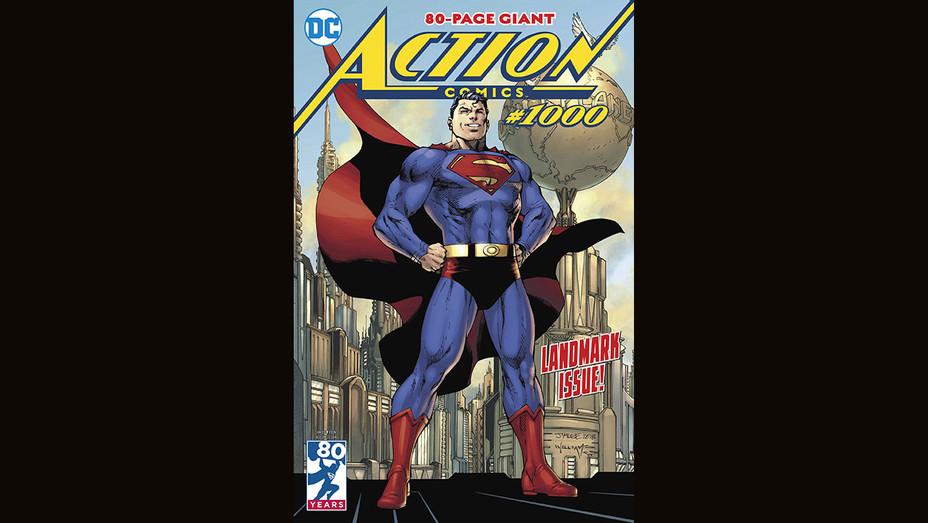 Action Comics 1000 cover-Publicity-H 2019