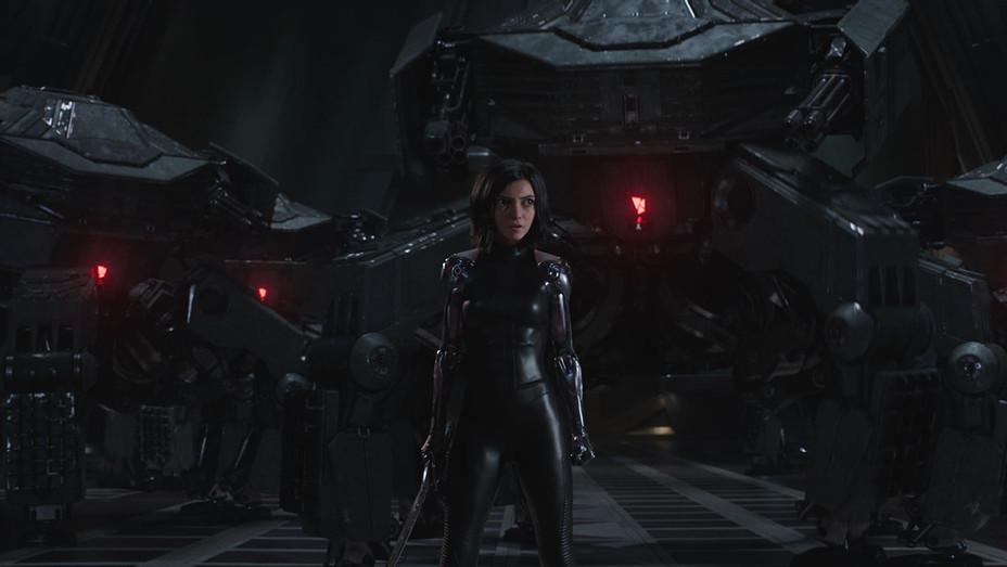 Alita: Battle Angel-Publicity Still 6-H 2019