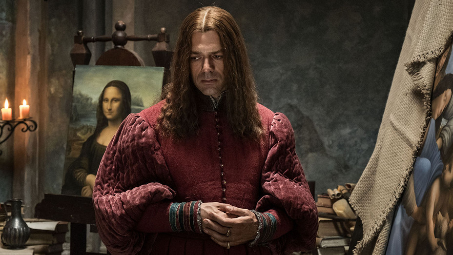 Amazing Leonardo-Publicity Still-H 2019