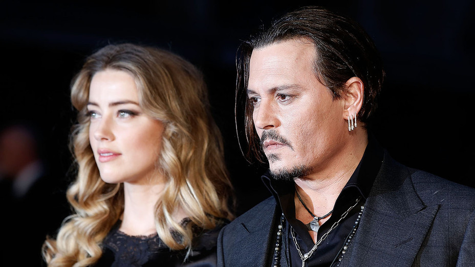 Amber Heard and Johnny Depp-Getty-H 2019