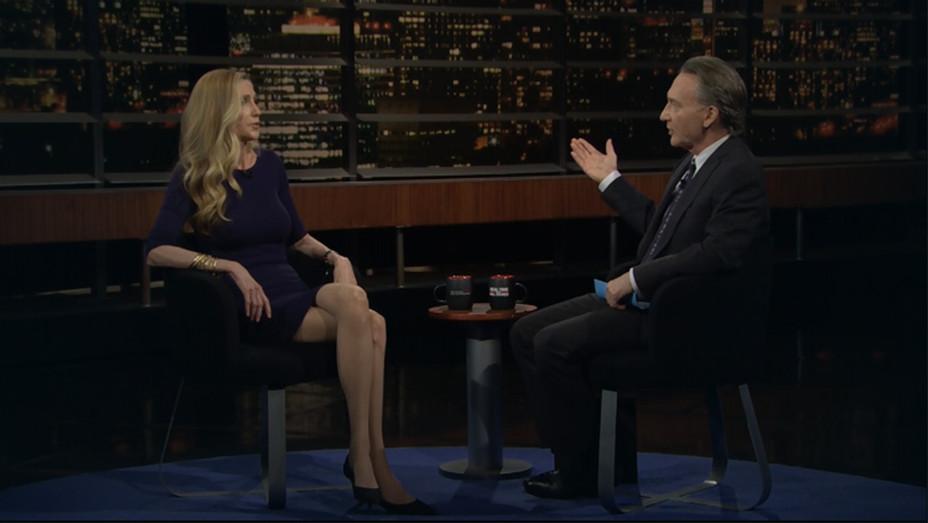 Ann Coulter Bill Maher - Screenshot - H - 2019