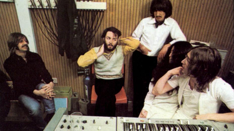 Beatles in studio - H 2019