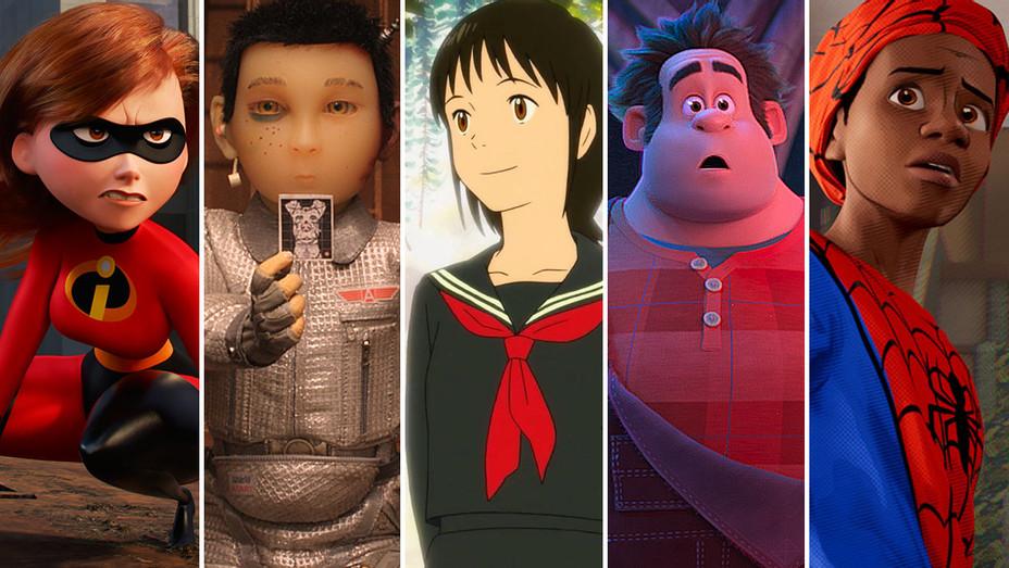 Best Animated Feature - Oscars 2019 - Split-H 2019