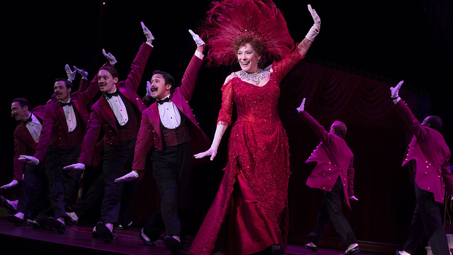 Betty Buckley in Hello, Dolly! National Tour - Photo by Julieta Cervantes-Publicity H 2019