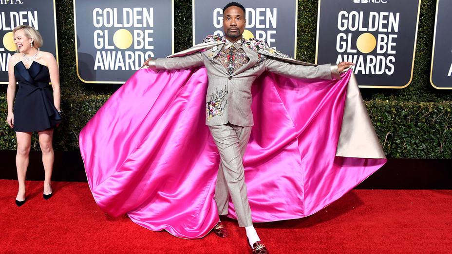 Billy Porter-Golden Globes 2019-H 2019